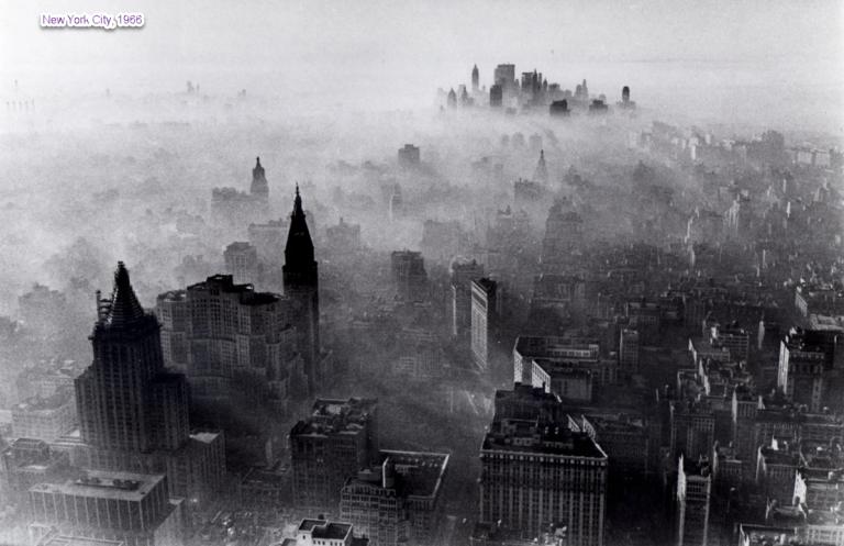 NYC Smog 1988